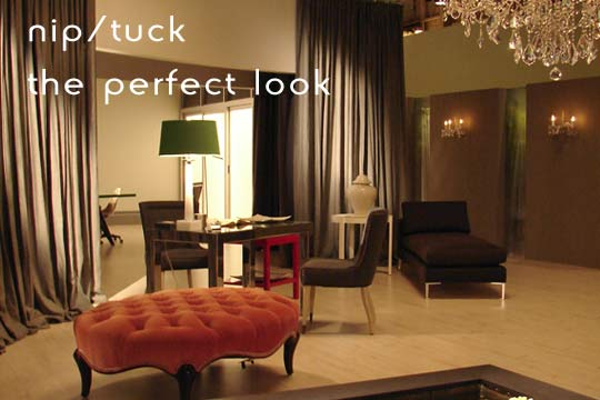 Nip/Tuck set design video